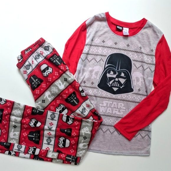 m_5b799e76a31c3322b76b630a - Star Wars Christmas Pajamas